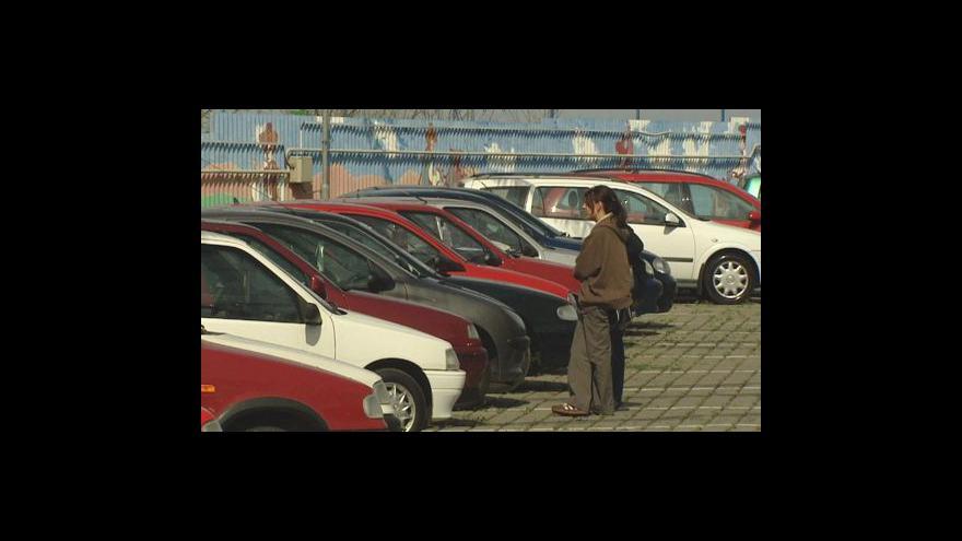 Video Reportáž Lucie Müllerové