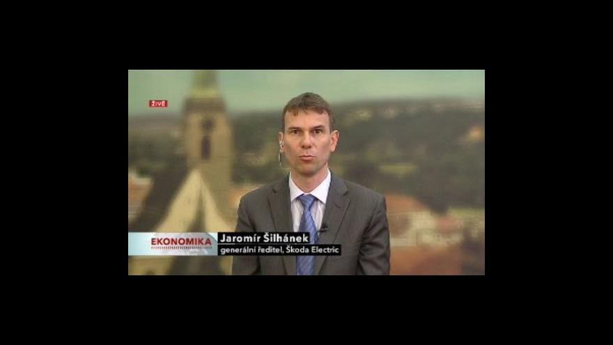Video Rozhovor s Jaromírem Šilhánkem