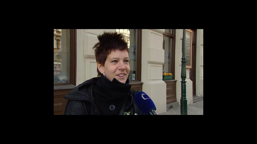Video Komentář Petry Soukupové