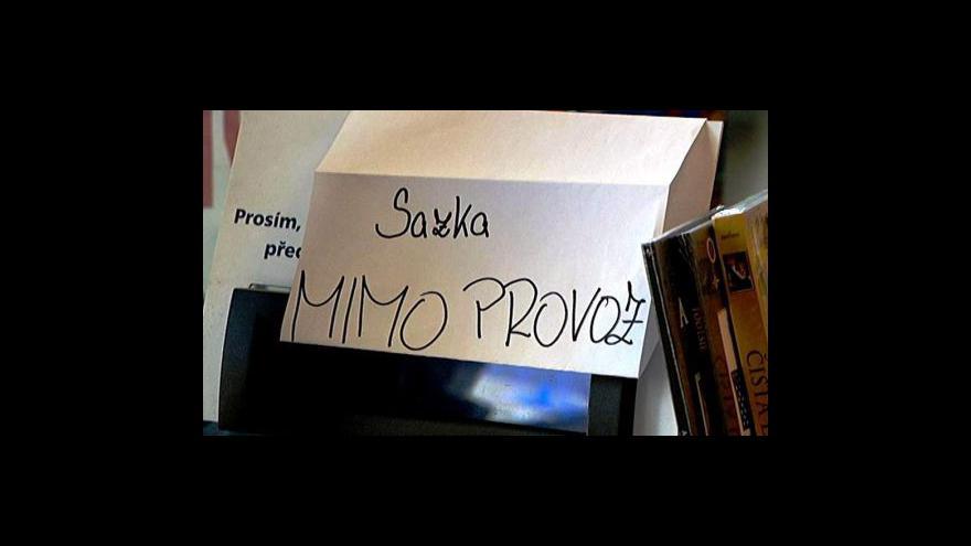 Video Zuzana Luňáková o aktuální situaci Sazky