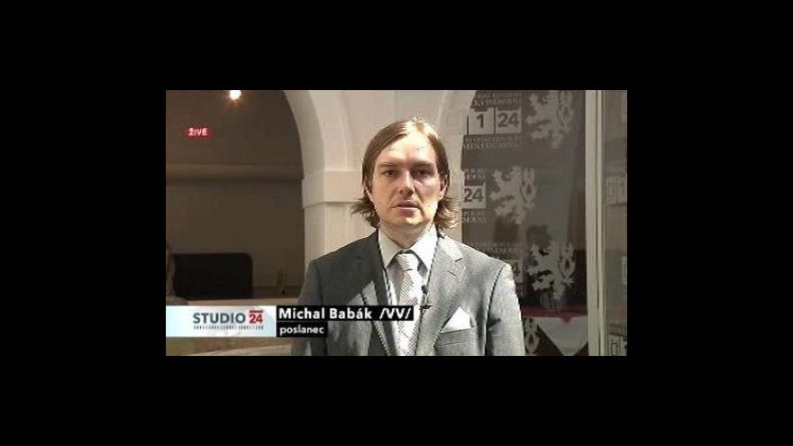 Video Rozhovor s Michalem Babákem