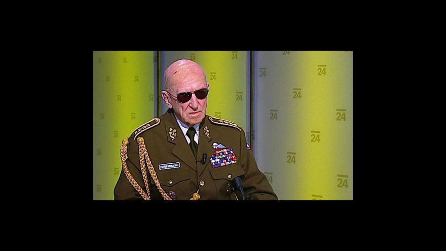 Video Rozhovor s generálem Tomášem Sedláčkem