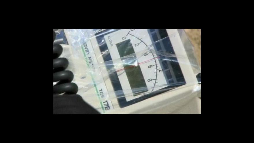 Video Ve Fukušimě se podařilo zastavit únik radioaktivní vody