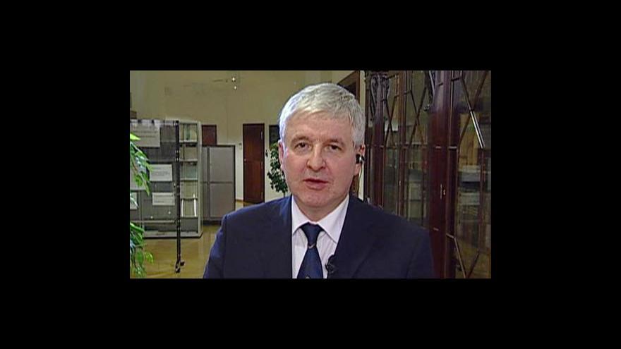 Video Komentář Jiřího Rusnoka