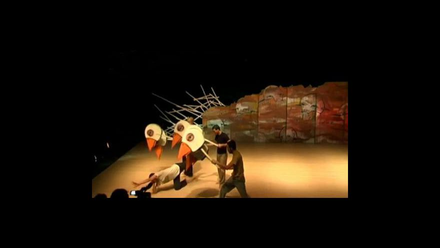 Video Arkadi Zaides hostem Událostí, komentářů