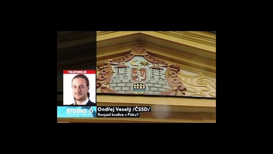 Video Rozhovor s Ondřejem Veselým