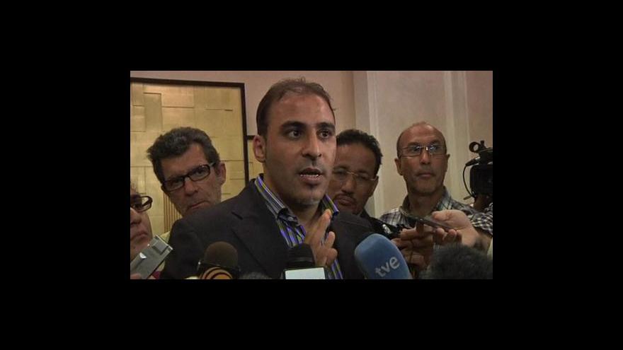 Video Libyjská vláda je prý ochotna ke změnám