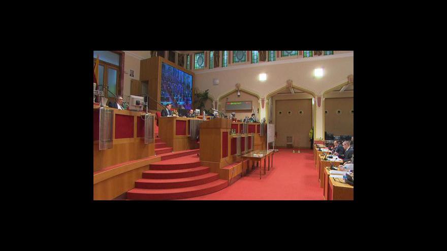 Video Reportáž Kamily Štichové a Štěpánky Martanové