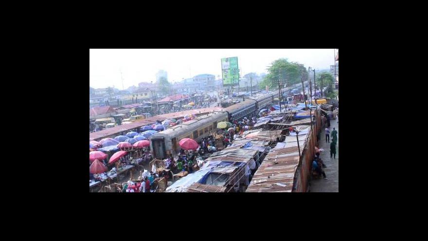 Video Železnice v Nigérii