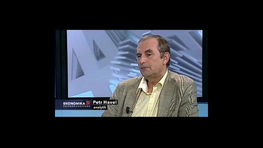 Video Rozhovor s Petrem Havlem