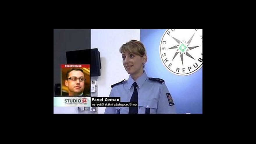 Video Telefonát Pavla Zemana