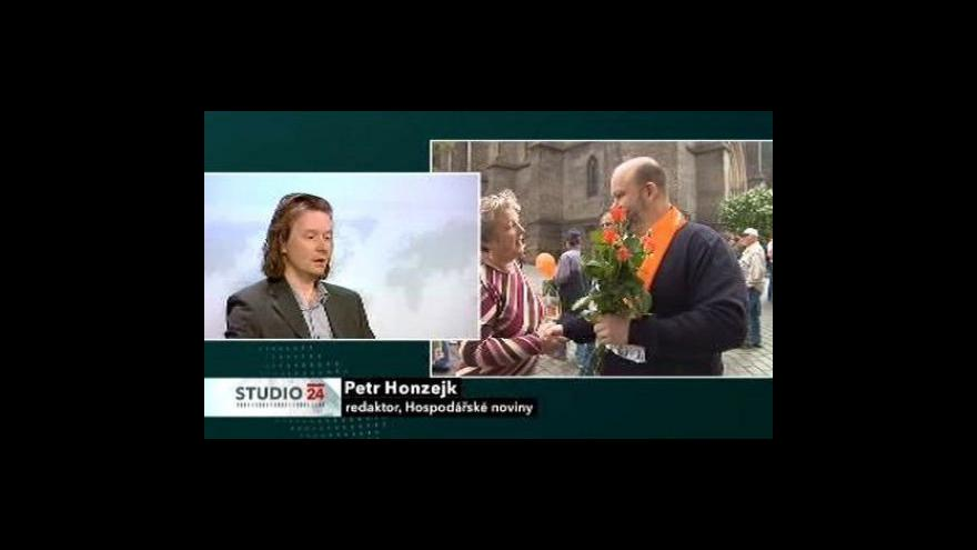 Video Rozhovor s Petrem Honzejkem