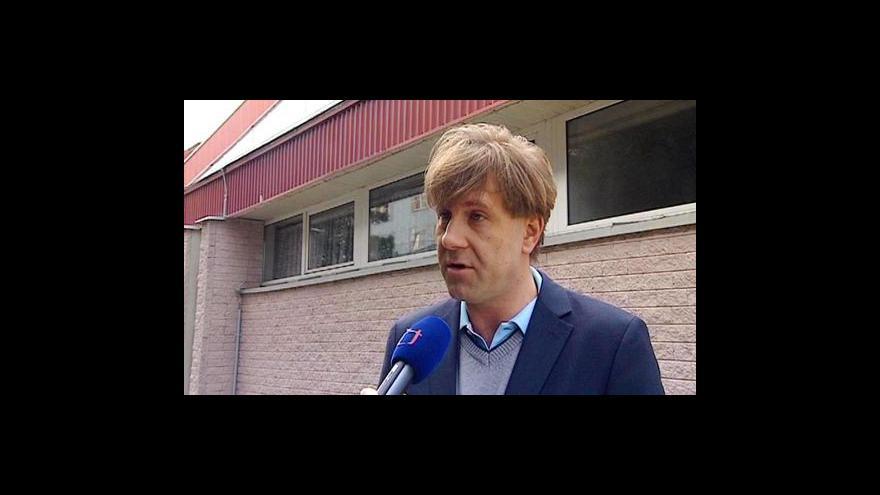Video Reportáž Lucie Pokorné a Milana Brunclíka