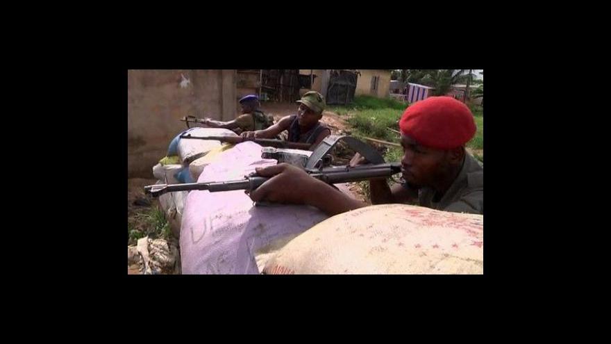 Video Krize v Pobřeží slonoviny