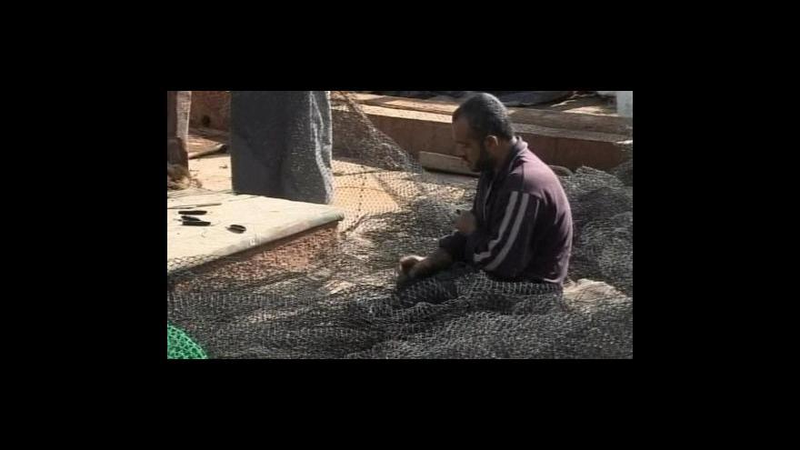 Video Rybáře v Íránu orožují kuvajtské hlídky