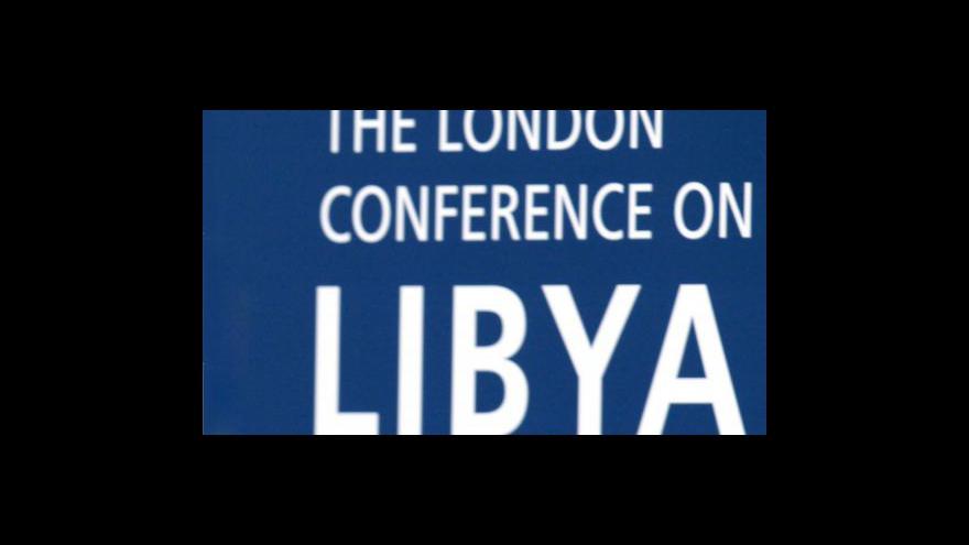 Video Brífink po konferenci k Libyi (1. část)