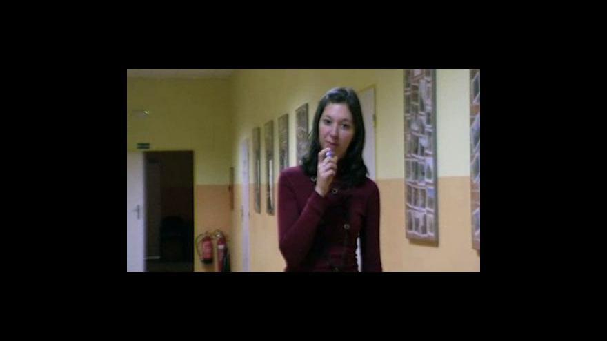 Video Reportáž Barbory Blahnové