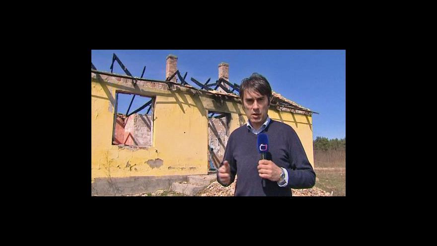 Video Vstup a reportáž Ladislava Kerekeše