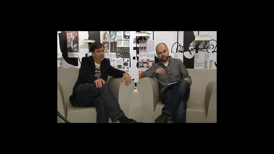Video Reportáž Ivy Němcové a Lucie Klímové
