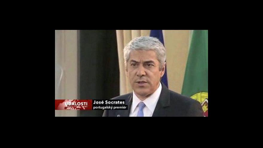 Video Problémy Portugalska se stupňují