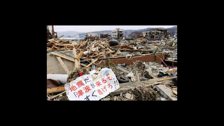 Video Na elektrárně Fukušima opět pokračují práce