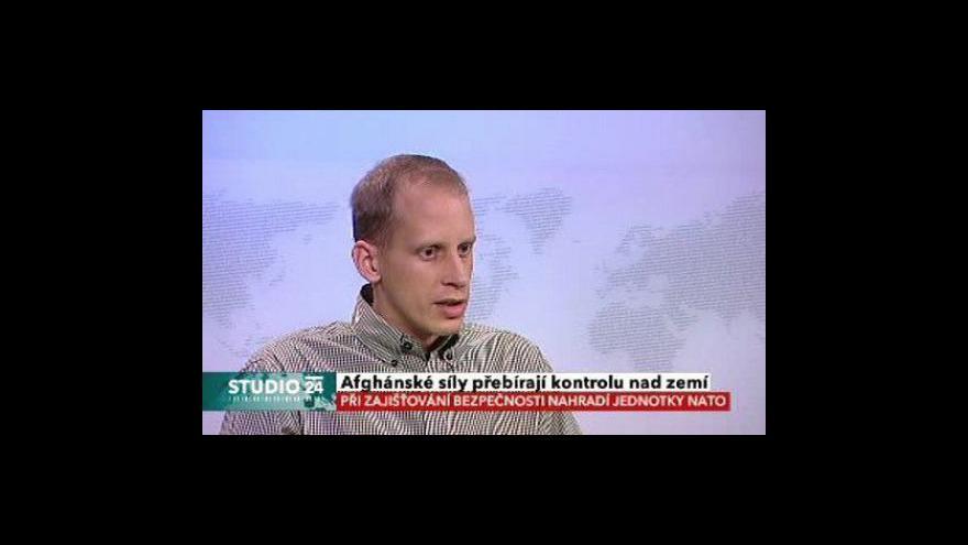 Video Rozhovor s Matyášem Zrnem