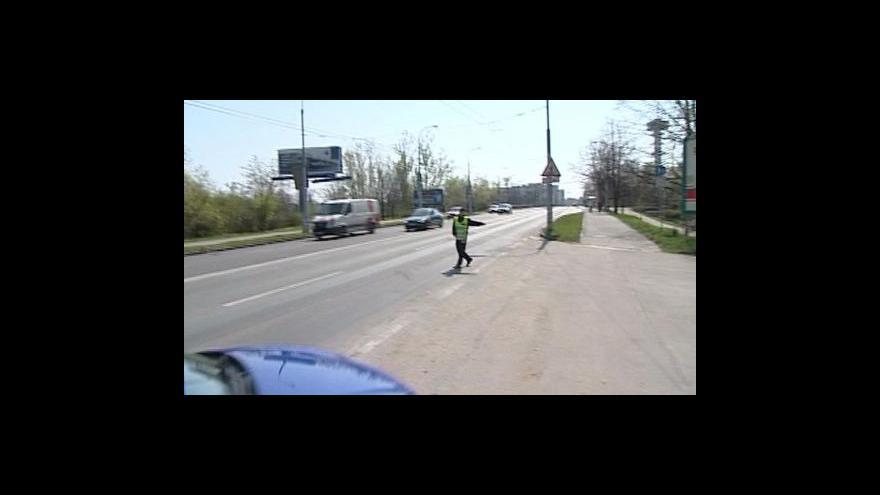 Video Telefonát mluvčí inspekce Radky Sandorové