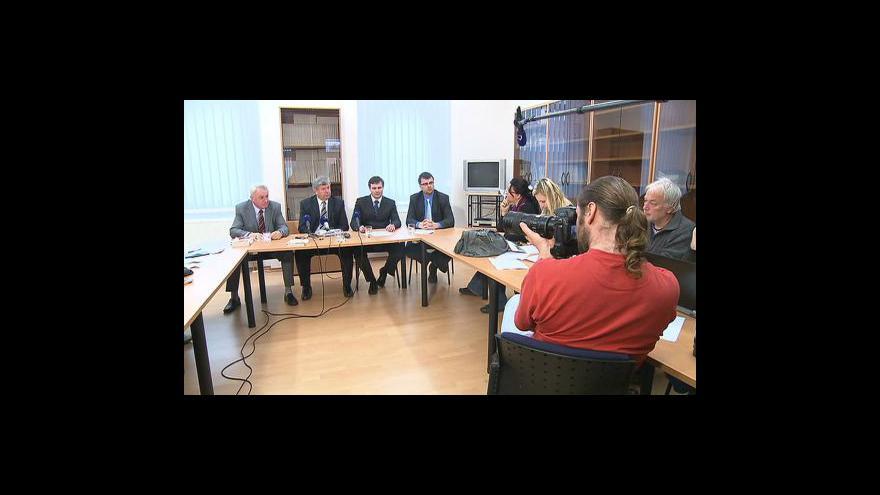 Video Tisková konference budějovického státního zastupitelství