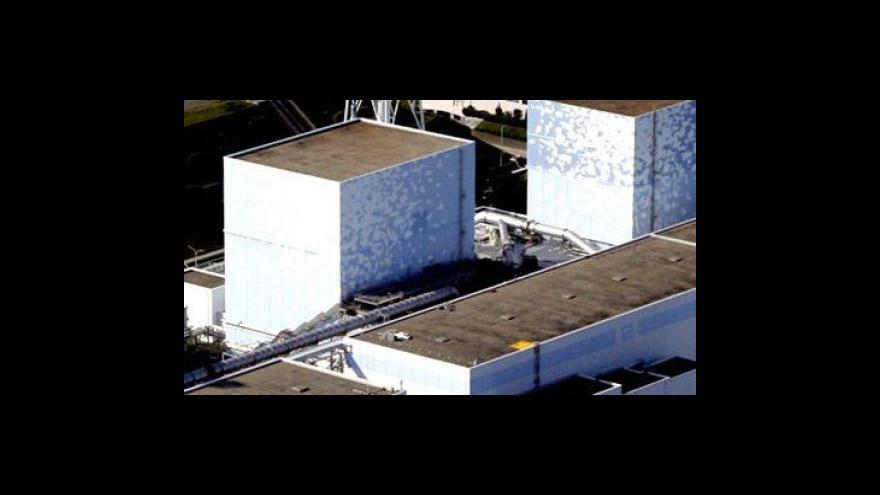 Video Japonci ochlazují reaktory