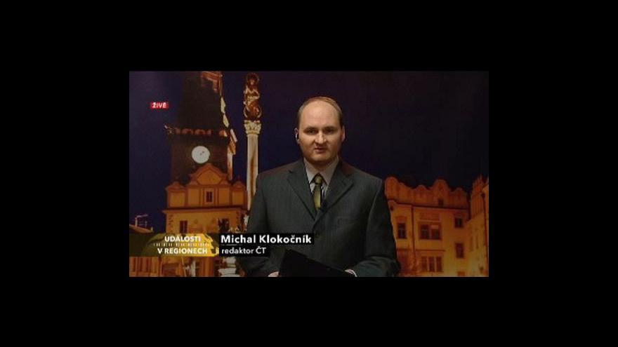 Video Živý vstup Michala Klokočníka