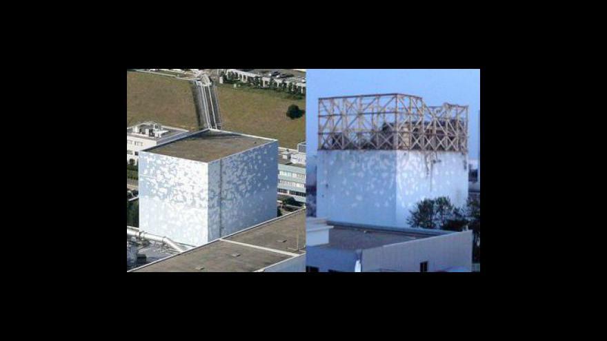 Video Studio ČT24: Havárie ve Fukušimě