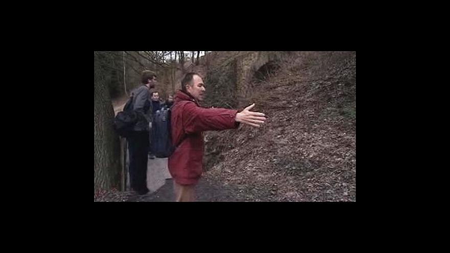 Video Reportáž Blanky Poulové a Petra Sejka