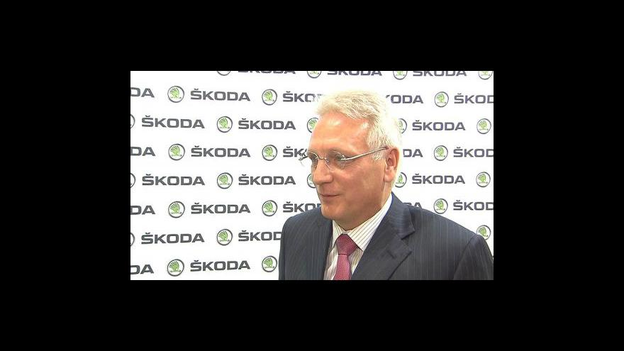 Video Rozhovor s Winfriedem Vahlandem