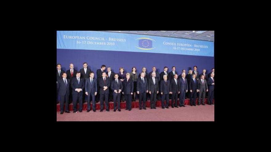 Video Hlavy států a vlád Evropské unie míří do Bruselu