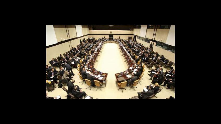 Video NATO projedná postoje k Libyi