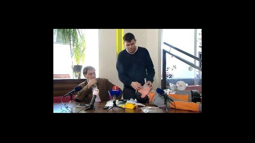 Video Brífink po jednání na ministerstvu zdravotnictví k autolékárničkám