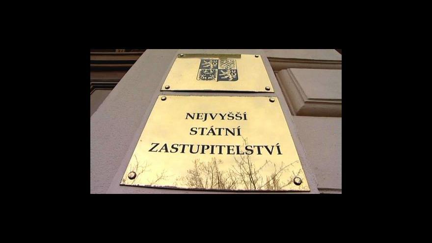 Video Ministr Pospíšil chystá změny u státních zástupců