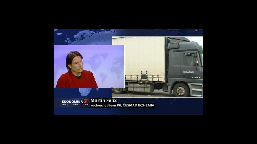 Video Rozhovor s Martinem Felixem