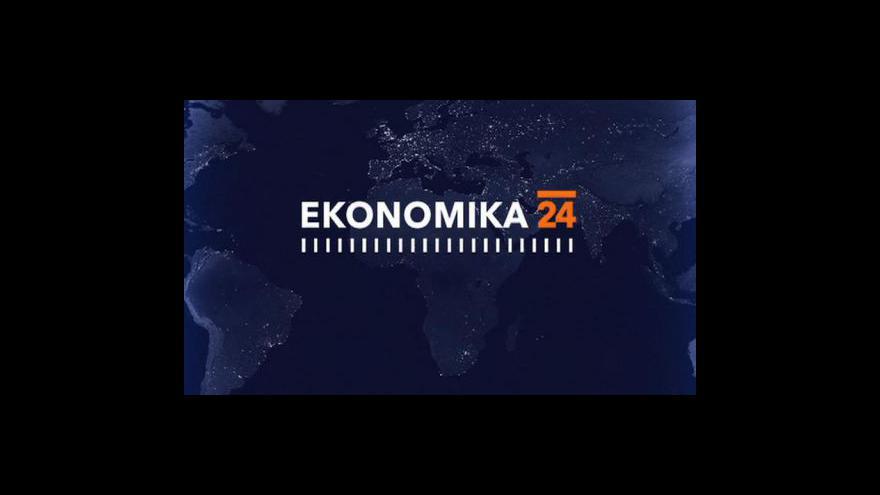Video Čínské plány tématem Ekonomiky ČT24