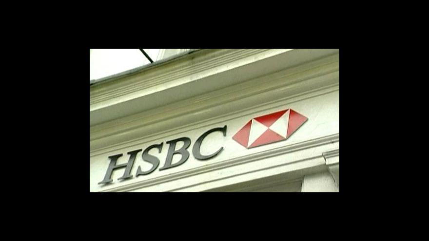 Video Možný přesun ústředí HSBC