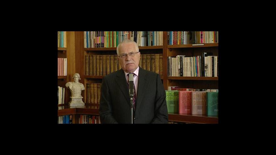 Video Představení knihy Rok osmý