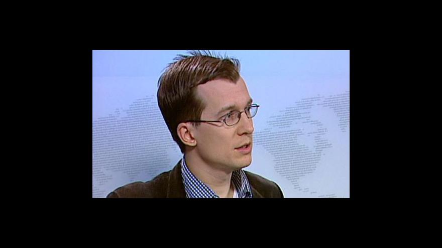 Video Rozhovor s Pavlem Čižinským