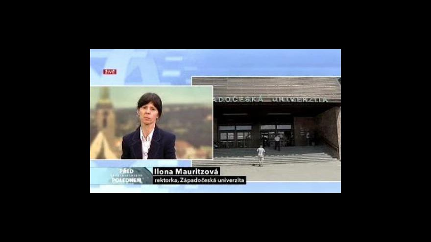 Video Rozhovor s Ilonou Mauritzovou