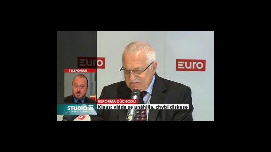 Video Telefonát Ladislava Jakla