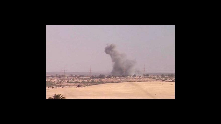 Video V Libyi se znovu bojuje o ropný terminál