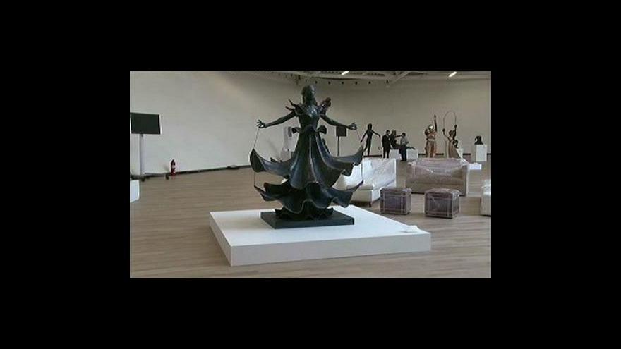 Video Nová galerie v Mexiku
