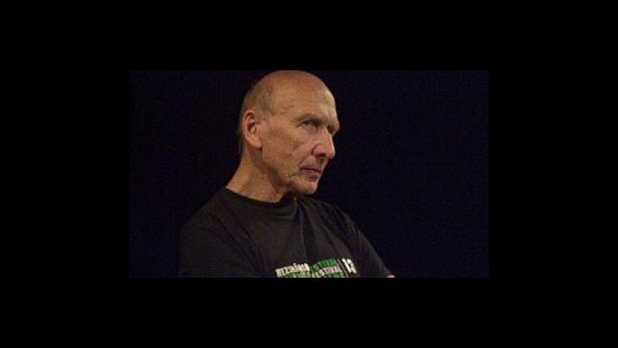 Video Rozhovor s Jiřím Černým