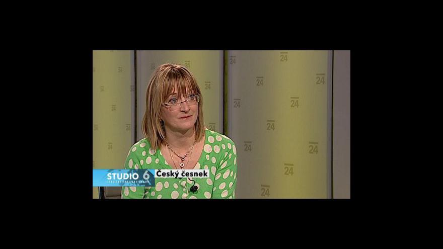 Video Rozhovor s Helenou Stavělíkovou