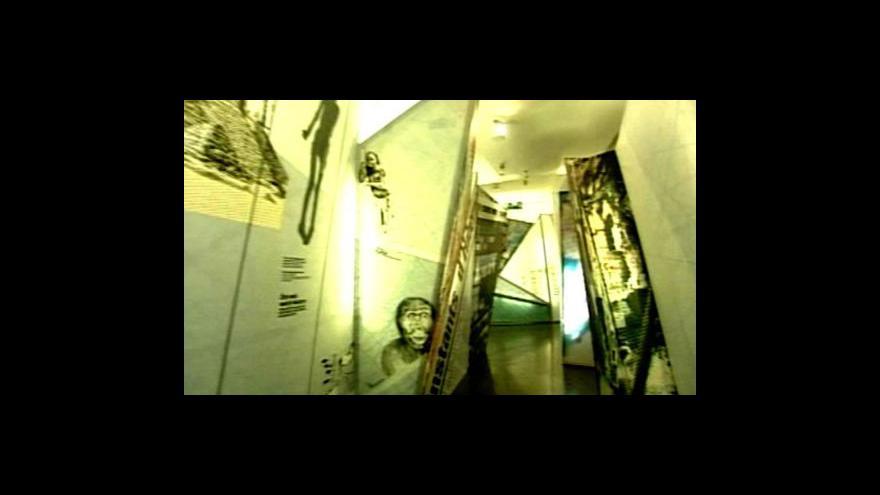 """Video \""""Ötzi 20\"""" v italském Bolzanu"""