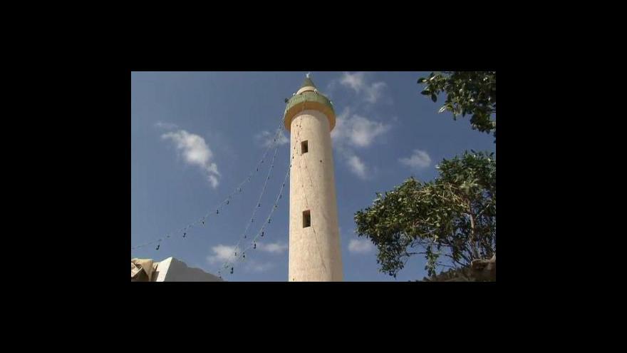Video Libyi hrozí humanitární krize